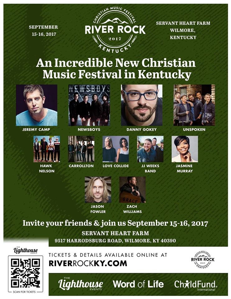 River Rock KY Poster