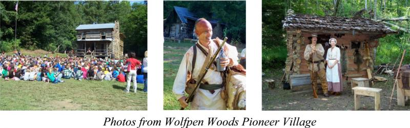 Photos from Wolfpen Woods Pioneer Village, Boyd Co., KY